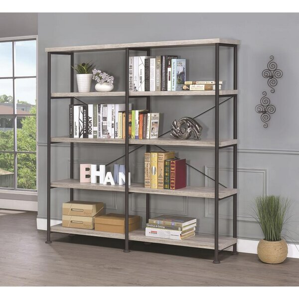 Eveloe Etagere Bookcase By Brayden Studio