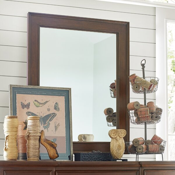 Upstate Landscape Rectangular Dresser Mirror by Rachael Ray Home