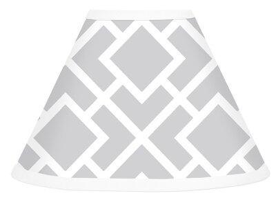 Diamond 7 Cotton Empire Lamp Shade by Sweet Jojo Designs