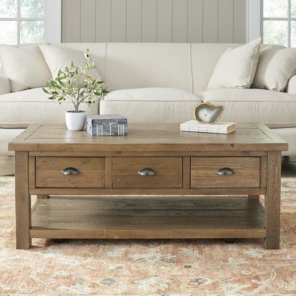 Seneca 4 Piece Coffee Table Set by Birch Lane™