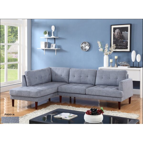 Whitely Sectional by George Oliver