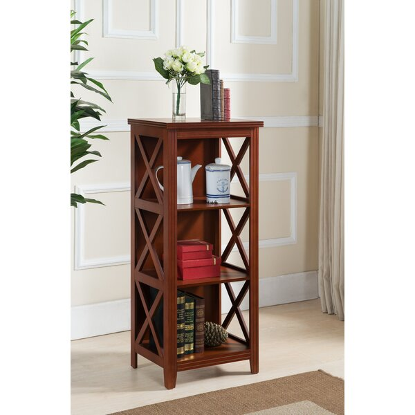 Reba 3 Tier Standard Bookcase by Red Barrel Studio