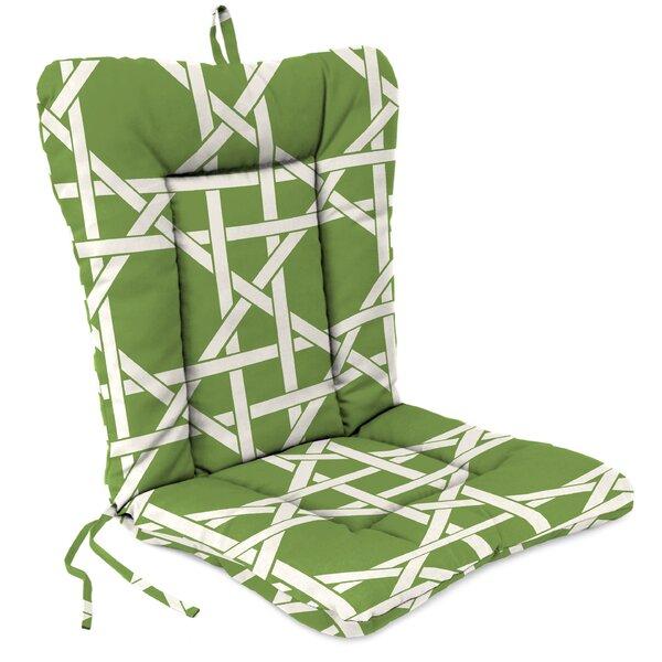 Indoor/Outdoor Adirondack Chair Cushion by Jordan Manufacturing