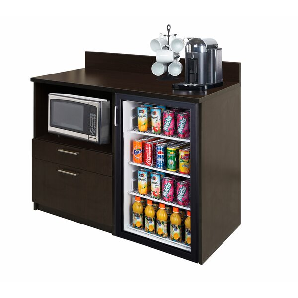 Coffee Kitchen Lunch Break Room Base Cabinet by Breaktime