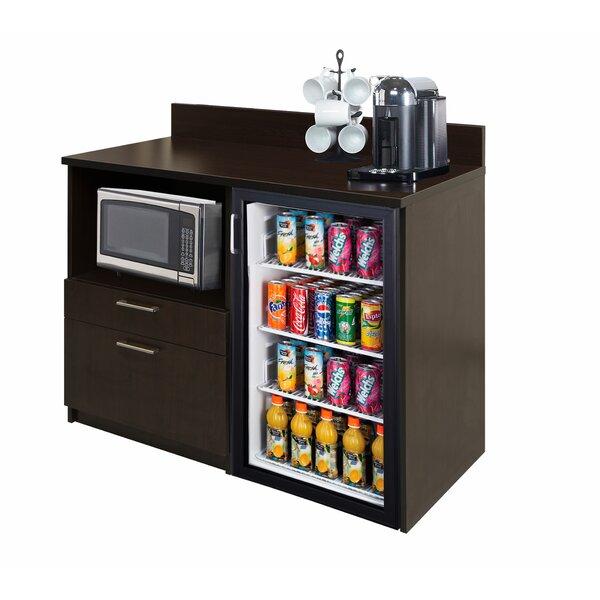 Coffee Kitchen Lunch Break Room Base Cabinet by Br