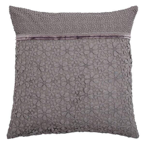 Charysma  Cotton Throw Pillow by Wildon Home ®