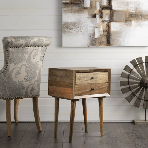Ulrey End Table By Union Rustic