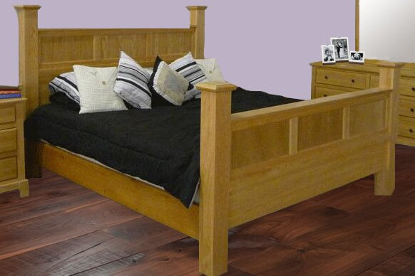Artimacormick Queen Panel Bed by Millwood Pines