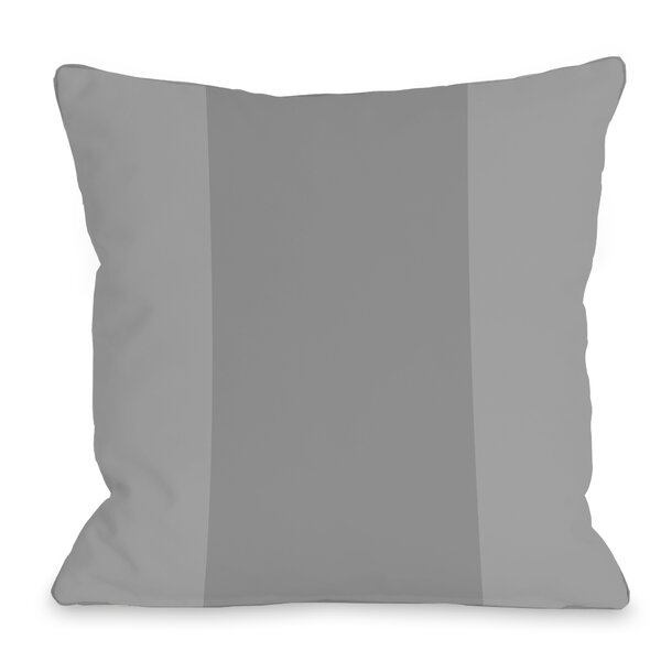 Dupree Color Block Outdoor Throw Pillow by Ebern Designs