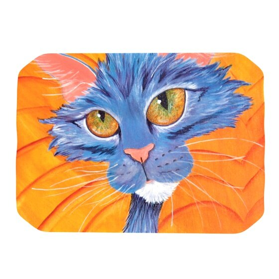 Tell Me More Placemat by KESS InHouse