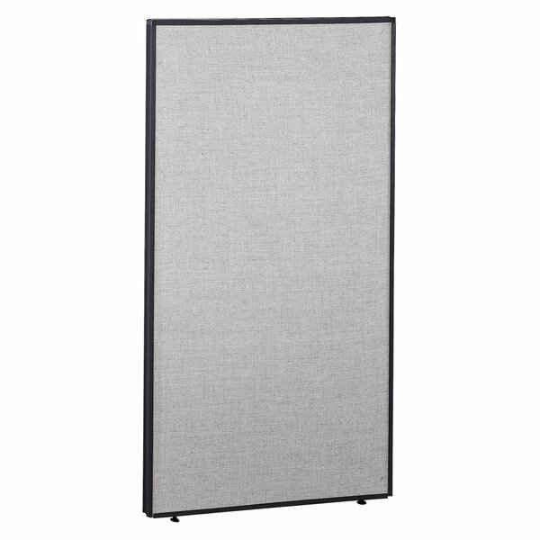 ProPanel Extra Tall Privacy 1 Panel Room Divider, 67 H x 36 W by Bush Business Furniture
