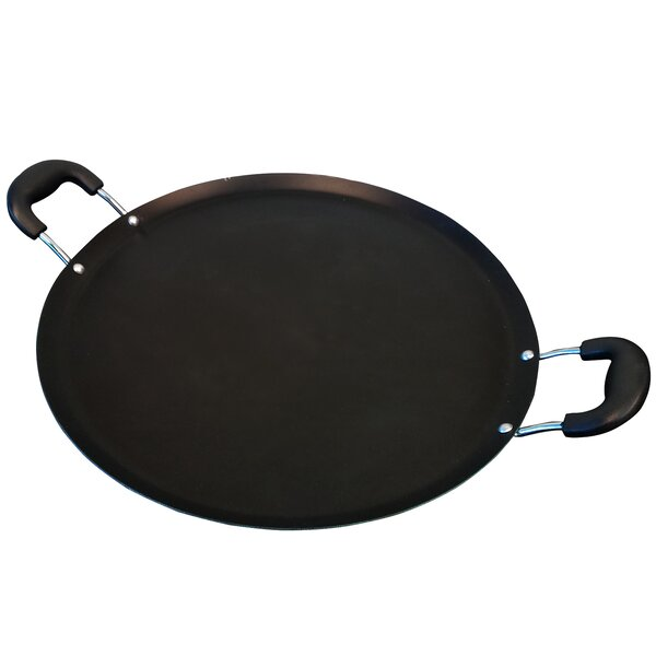Cocina Zadora 14 Carbon Steel Non-Stick Griddle by Oster