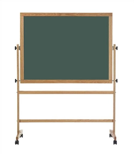 Free-Standing Reversible Chalkboard by Marsh