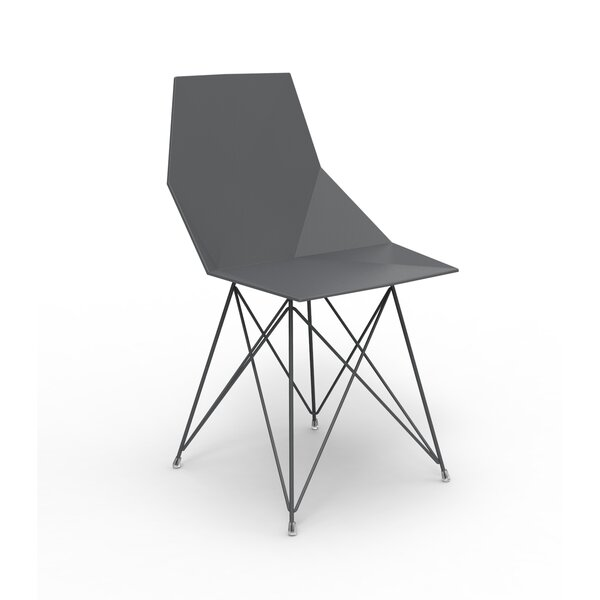 Faz Patio Dining Chair (Set of 4) by Vondom
