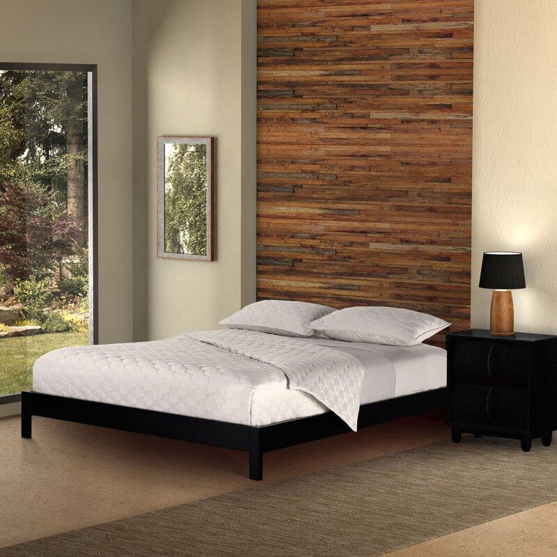 beds low s bed platform king cal profile