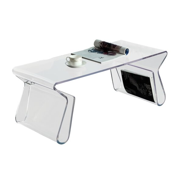Magazine Coffee Table by Modway
