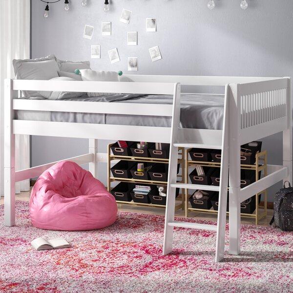 Isabelle Full Low Loft Bed by Viv + Rae