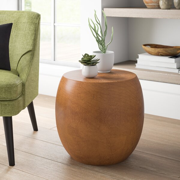 Karley End Table by Mistana