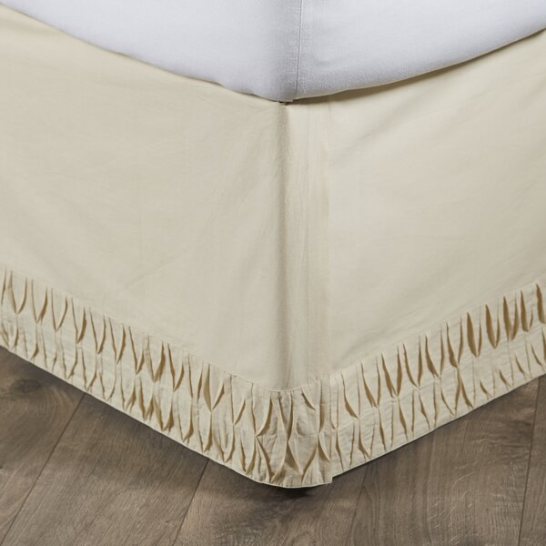 Madelyn Bed Skirt by August Grove