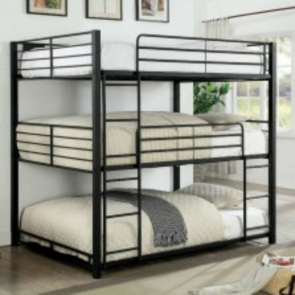 Newport Triple Bunk Bed by Harriet Bee