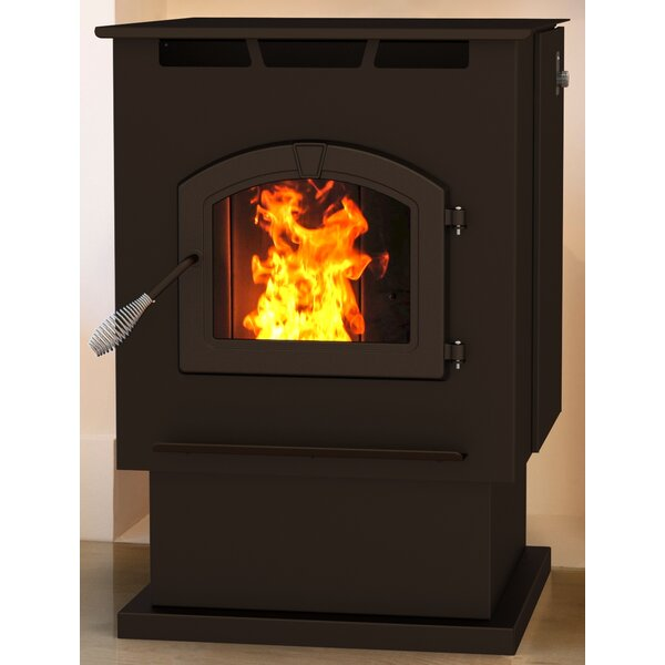 Direct Vent Wood Pellets Stove by Pleasant Hearth Pleasant Hearth