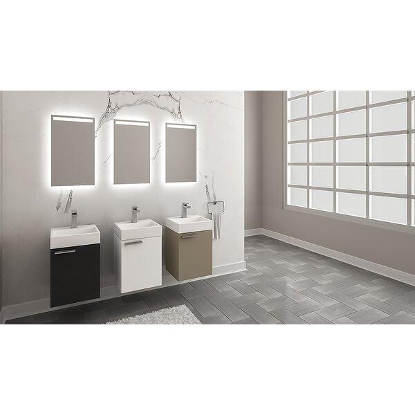 Disalvo 16 Single Bathroom Vanity Set with Mirror by Orren Ellis