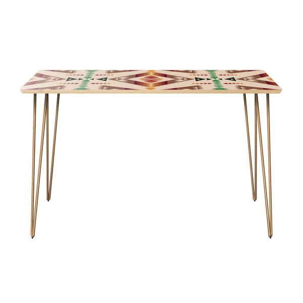 Reiff Dining Table by World Menagerie