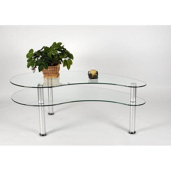 2-Tier Coffee Table by Tier One Designs