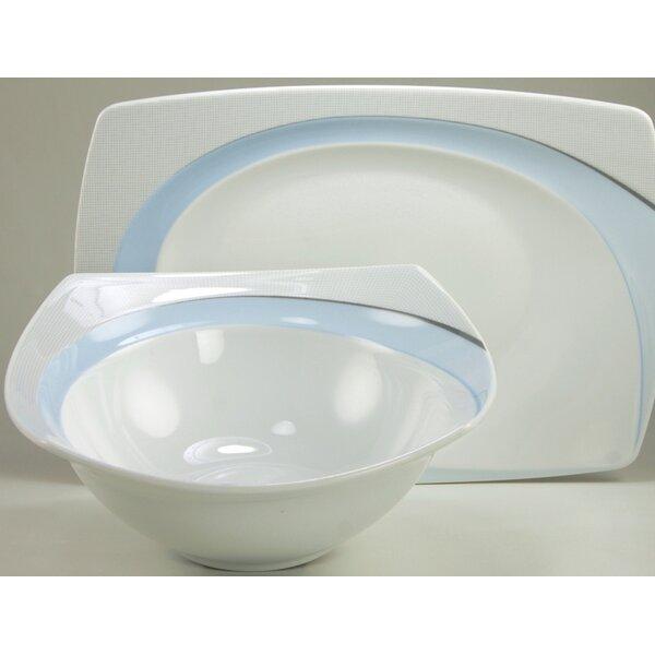 Osman European 2 Piece Platter and Serving Bowl Set by Ebern Designs