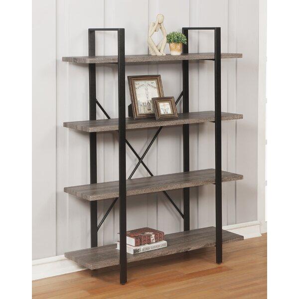 Chanelle Shelf Etagere Bookcase by Gracie Oaks