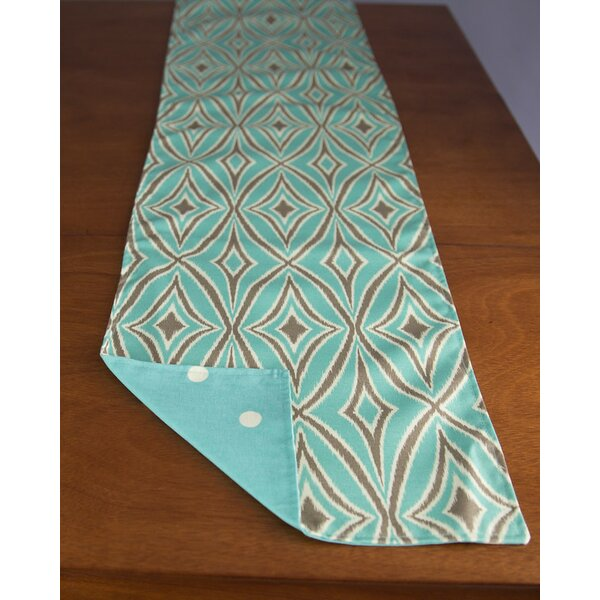 Tiffany Diamonds Table Runner by CaughtYaLookin'