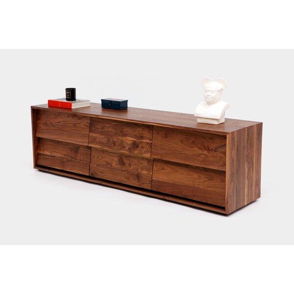 Oliver 6 Drawer Dresser by ARTLESS