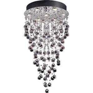 Modern & Contemporary Glass Bubble Chandelier | AllModern