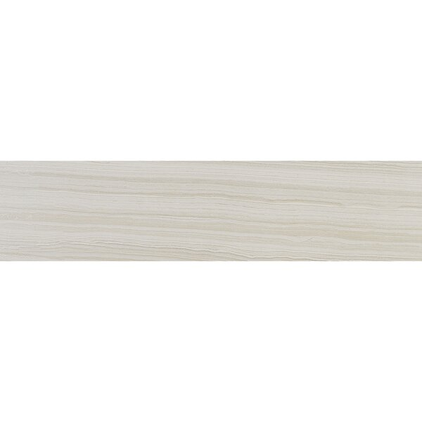 Austin 6 x 24 Porcelain Wood Look Tile in Chiaro by Itona Tile