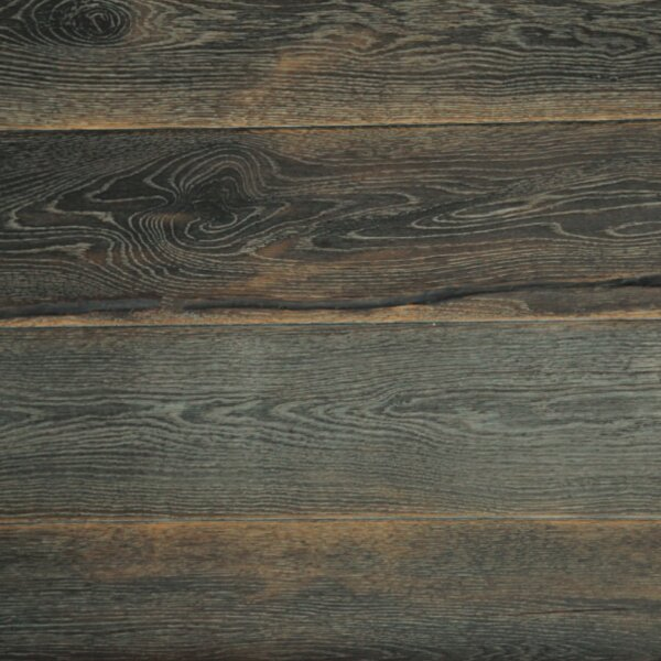7-1/2 Engineered White Oak Hardwood Flooring in Gray Stable by Easoon USA
