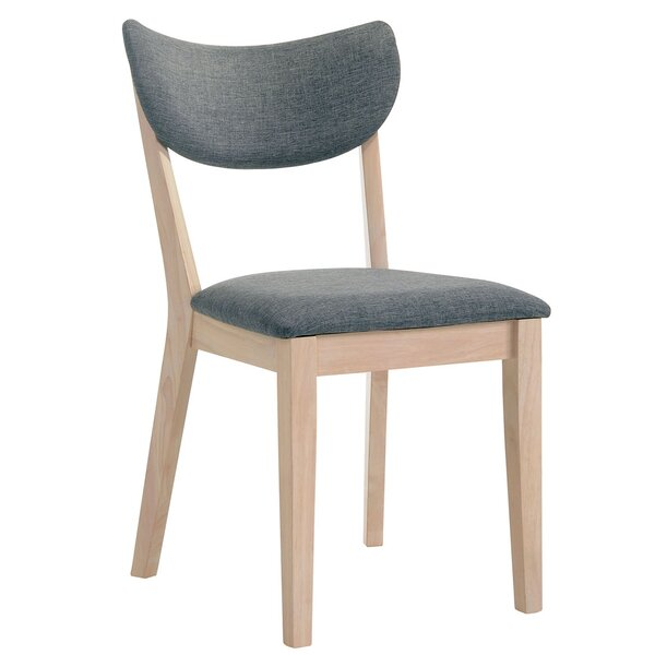 Brillion Upholstered Dining Chair (Set of 2) by George Oliver