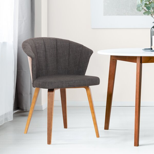 Greiner Upholstered Dining Chair by George Oliver