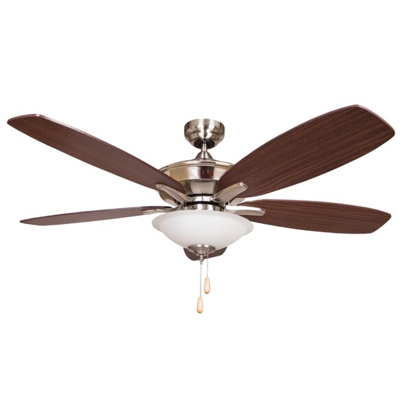 52 Millard 5 Blade Ceiling Fan by Alcott Hill