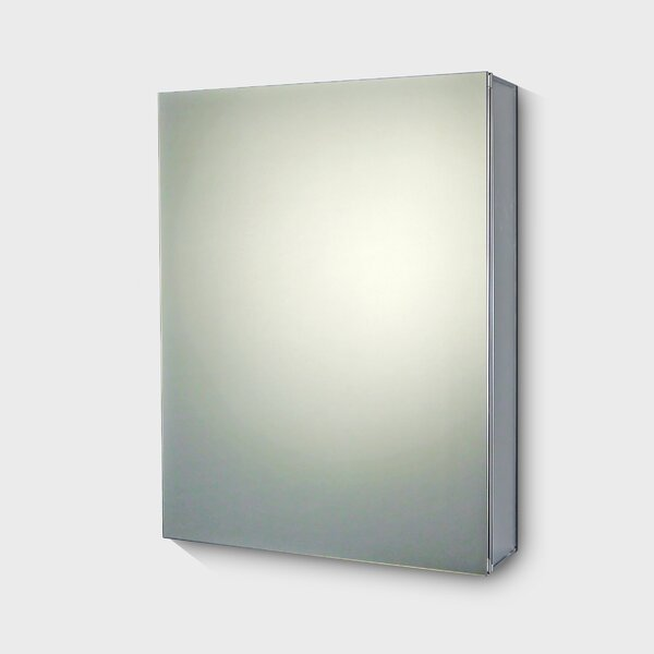 Neil 20 x 26 Surface Mount Medicine Cabinet by Ebern Designs