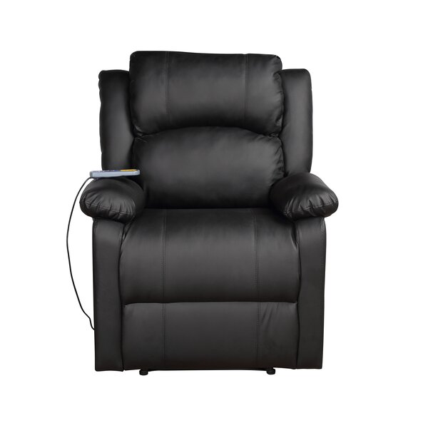 Power Reclining Heated Full Body Massage Chair W003504661