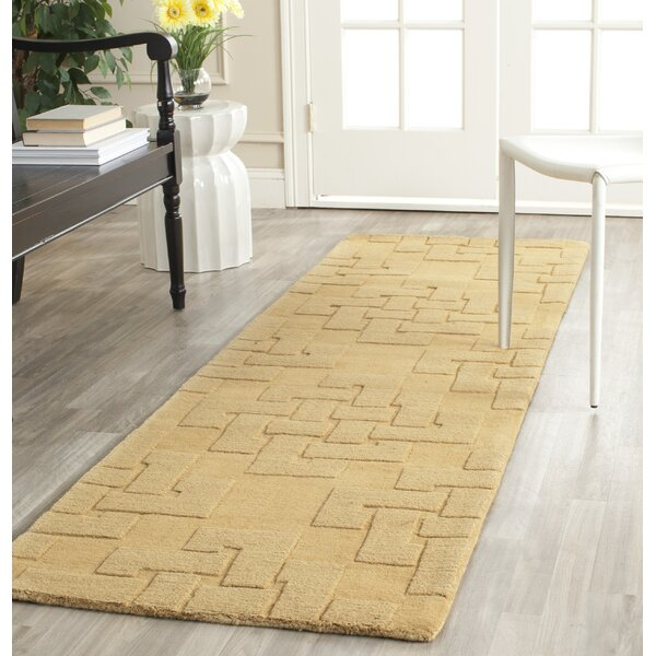Knot Hand-Tufted Rattan Area Rug by Martha Stewart Rugs