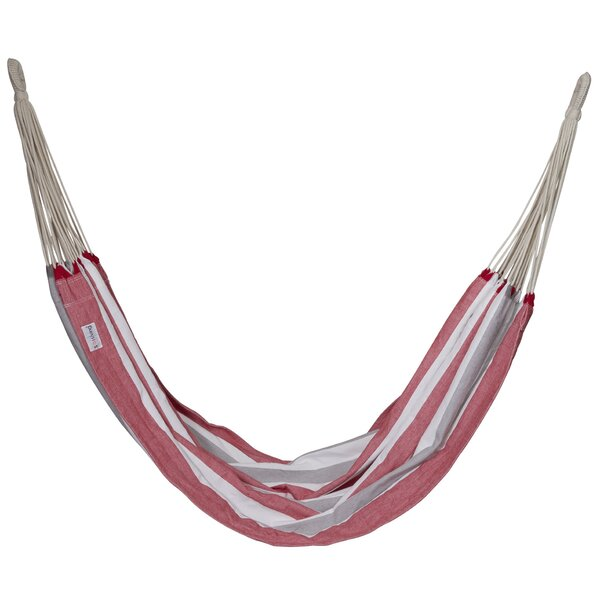 Munguia Brazilian Double Hammock Swing Chair by Highland Dunes
