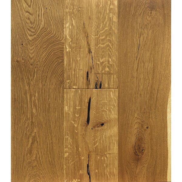 Highlands 10.25 Engineered Oak Hardwood Flooring in Aberdeen by Albero Valley