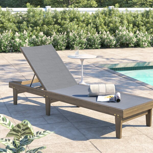 Arignote Reclining Chaise Lounge By Langley Street™