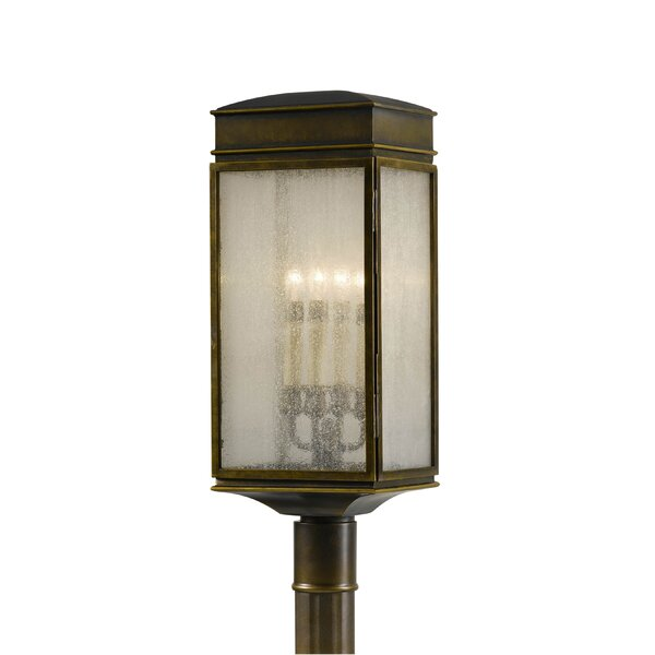 Barrie Outdoor 4-Light Lantern Head by Darby Home Co