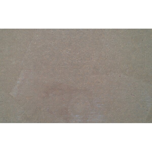 Plank 7 W x 46 L Cork Flooring in Concrete by APC Cork