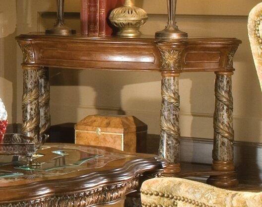Villa Valencia Console Table By Michael Amini