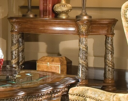 Villa Valencia Console Table By Michael Amini