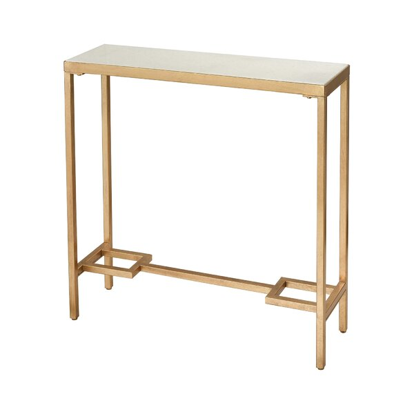 Low Price Demelza Tall Console Table