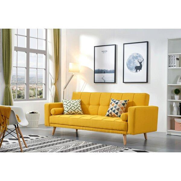 Emmalynn Roll Out Convertible Sofa By Brayden Studio